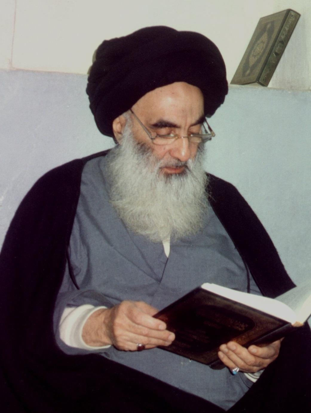 28d61b61293ab سید علي الحسیني السیستاني